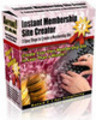 Instant Membership Site License With Master Resale Rights.