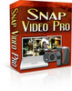 New! Snap Video Pro - with Resell rights