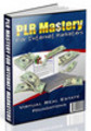 Thumbnail *NEW* PLR Mastery For Internet Marketers - With Master Resel