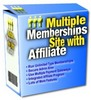 Thumbnail *NEW *Multiple Membership Site With Affiliates 2011