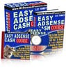 Thumbnail *NEWEST*Easy Adsense Cash Course With Master Resale 2011