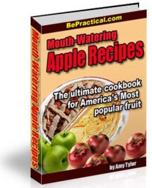 Product picture APPLE RECIPES