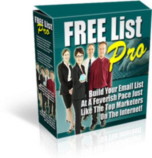 Product picture New FreeListPro