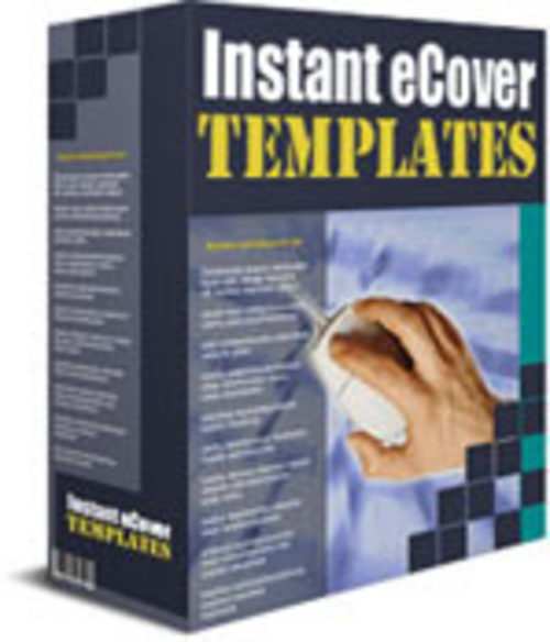 Product picture New Instant CoverTemplates