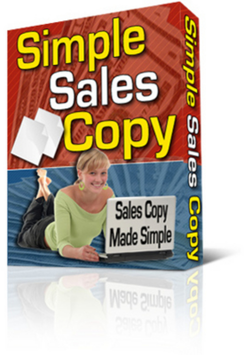 Product picture New SimpleSales Copy