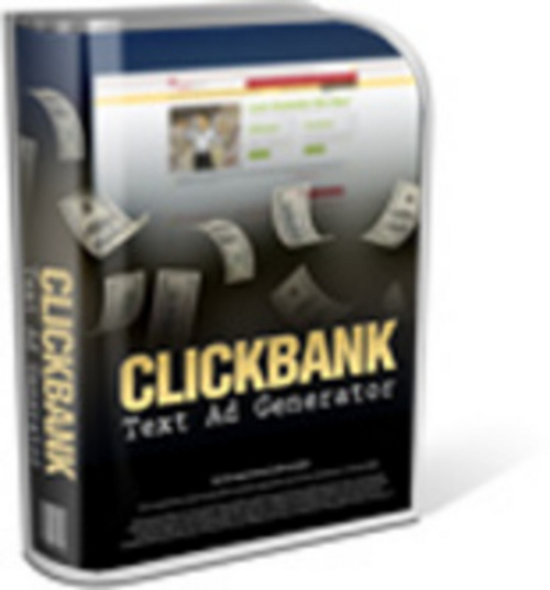 Product picture *NEW* CB Text Ad Generator 2011