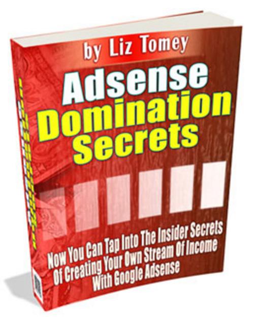 Product picture * NUEVO * Secretos de AdSense Dominación - REVENTA 2011