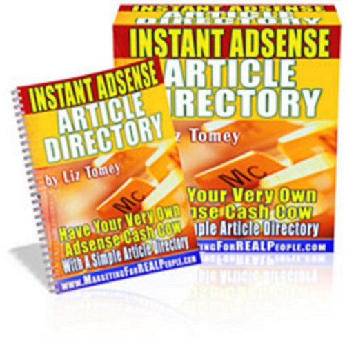 Product picture *NEW* Instant Adsense Article Directory 2011