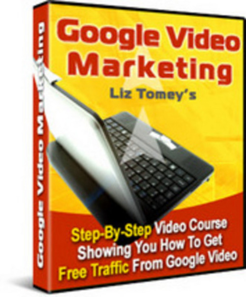 Product picture *NEW* Google Video Marketing 2011