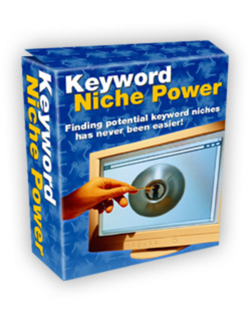 Product picture New Keyword Niche Power KnPw 2011.